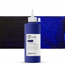 Jackson's : Studio Acrylic Paint : 200ml : Ultramarine Blue