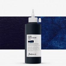 Jackson's : Studio Acrylic Paint : 200ml : Prussian Blue (Phthalo)