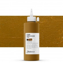 Jackson's : Studio Acrylic Paint : 200ml : Raw Sienna