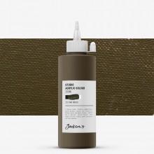 Jackson's : Studio Acrylic Paint : 200ml : Raw Umber