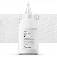 Jackson's : Studio Acrylic Paint : 500ml : Titanium White