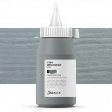 Jackson's : Studio Acrylic Paint : 500ml : Medium Grey Warm