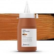 Jackson's : Studio Acrylic Paint : 500ML : Copper