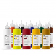 Jackson's : Studio Acrylic Paint : 200ML : Set of 10