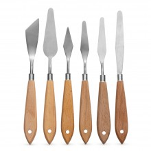 Studio Essentials : Painting Knife : Set of 6