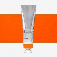 Lascaux : Artist Acrylic Paint : 45ml : Cadmium Orange Medium