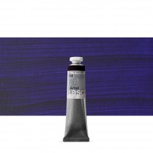Lascaux : Artist Acrylic Paint : 45ml : Dioxazine Violet Deep