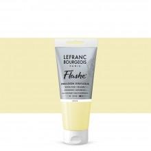 Lefranc & Bourgeois : Flashe : Vinyl Emulsion Paint : 80ml : Ivory (019)