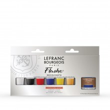 Lefranc & Bourgeois : Flashe : Vinyl Emulsion Paint : Discovery Set