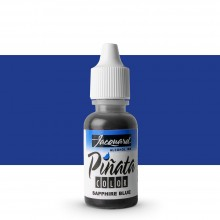 Jacquard : Piñata : Alcohol Ink : 0.5oz (14ml) : Sapphire Blue 017 : Ship By Road Only