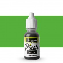 Jacquard : Piñata : Alcohol Ink : 0.5oz (14ml) : Lime Green 021 : Ship By Road Only