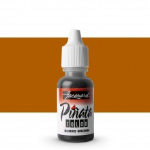 Jacquard : Piñata : Alcohol Ink : 0.5oz (14ml) : Burro Brown 025 : Ship By Road Only