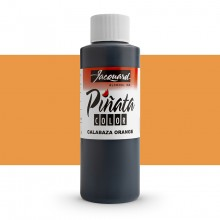 Jacquard : Piñata : Alcohol Ink : 4oz (118ml) : Calabaza Orange 005 : Ship By Road Only