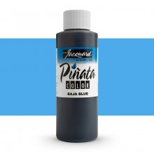 Jacquard : Piñata : Alcohol Ink : 4oz (118ml) : Baja Blue 019 : Ship By Road Only