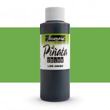 Jacquard : Piñata : Alcohol Ink : 4oz (118ml) : Lime Green 021 : Ship By Road Only