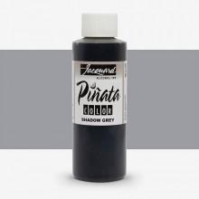Jacquard : Piñata : Alcohol Ink : 4oz (118ml) : Shadow Grey 029 : Ship By Road Only