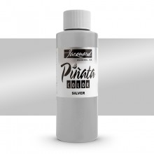 Jacquard : Piñata : Alcohol Ink : 4oz (118ml) : Silver 033 : Ship By Road Only