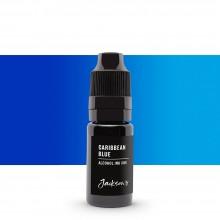 Jackson's : Alcohol Ink : 10ml : Caribbean Blue