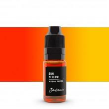 Jackson's : Alcohol Ink : 10ml : Sun Yellow