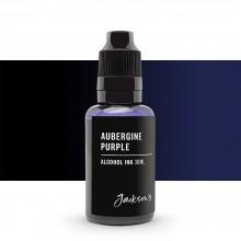 Jackson's : Alcohol Ink : 30ml : Aubergine Purple