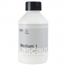 Lascaux : Medium 1 : 250ml : Gloss