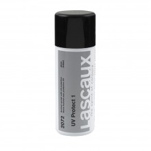 Lascaux : UV Protect 1 : Gloss Spray Can : 400ml : Ship By Road Only