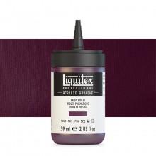 Liquitex : Professional : Acrylic Gouache : 59ml : Prism Violet