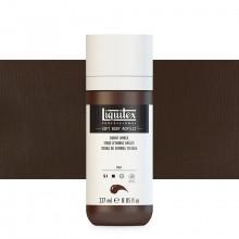 Liquitex : Professional : Soft Body Acrylic Paint : 237ml : Burnt Umber
