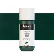 Liquitex : Professional : Soft Body Acrylic Paint : 237ml : Phthalocyanine Green Blue Shade