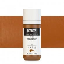 Liquitex : Professional : Soft Body Acrylic Paint : 237ml : Raw Sienna