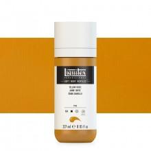 Liquitex : Professional : Soft Body Acrylic Paint : 237ml : Yellow Oxide