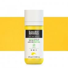 Liquitex : Professional : Soft Body Acrylic Paint : 237ml : Cadmium-Free Yellow Light