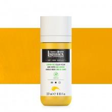 Liquitex : Professional : Soft Body Acrylic Paint : 237ml : Cadmium-Free Yellow Medium
