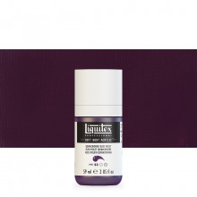 Liquitex : Professional : Soft Body Acrylic Paint : 59ml : Quinacridone Blue Violet