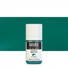Liquitex : Professional : Soft Body Acrylic Paint : 59ml : Cobalt Turquoise