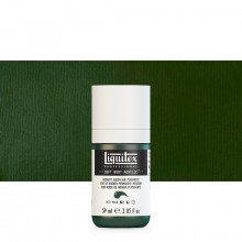 Liquitex : Professional : Soft Body Acrylic Paint : 59ml : Hookers Green Hue Permanent