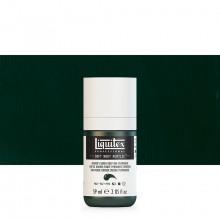 Liquitex : Professional : Soft Body Acrylic Paint : 59ml : Hookers Green Deep Hue Permanent