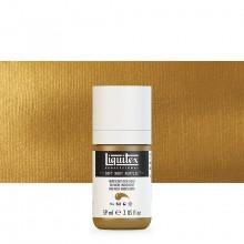 Liquitex : Professional : Soft Body Acrylic Paint : 59ml : Iridescent Rich Gold