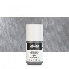Liquitex : Professional : Soft Body Acrylic Paint : 59ml : Iridescent Rich Silver