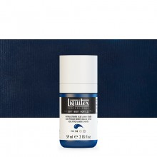 Liquitex : Professional : Soft Body Acrylic Paint : 59ml : Phthalocyanine Blue Green Shade