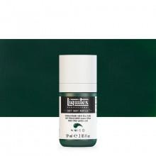 Liquitex : Professional : Soft Body Acrylic Paint : 59ml : Phthalocyanine Green Blue Shade