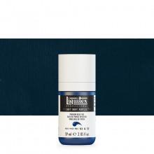 Liquitex : Professional : Soft Body Acrylic Paint : 59ml : Prussian Blue Hue