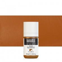 Liquitex : Professional : Soft Body Acrylic Paint : 59ml : Raw Sienna