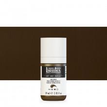 Liquitex : Professional : Soft Body Acrylic Paint : 59ml : Raw Umber