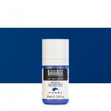 Liquitex : Professional : Soft Body Acrylic Paint : 59ml : Cobalt Blue Hue