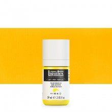 Liquitex : Professional : Soft Body Acrylic Paint : 59ml : Yellow Medium Azo