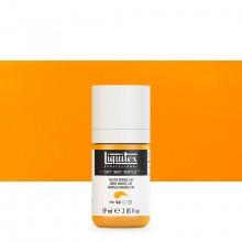 Liquitex : Professional : Soft Body Acrylic Paint : 59ml : Yellow Orange Azo