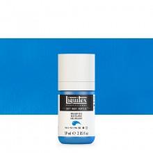 Liquitex : Professional : Soft Body Acrylic Paint : 59ml : Brilliant Blue