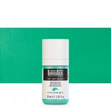 Liquitex : Professional : Soft Body Acrylic Paint : 59ml : Bright Aqua Green