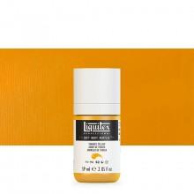 Liquitex : Professional : Soft Body Acrylic Paint : 59ml : Turners Yellow